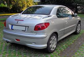 peugeot 206 convertible interior view of peugeot 206 cc photos video features and tuning of