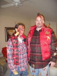 jack and jill halloween costume