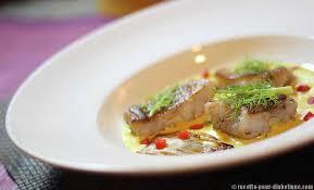 cuisiner la vieille vieille au velouté fenouil safran