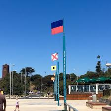 Semaphore Flags Visit Frankston Did You Know The Flags On The Frankston