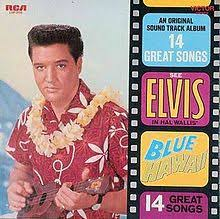 hawaiian photo album blue hawaii elvis album