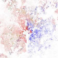 Map Dc Race And Ethnicity 2010 Washington Dc Maps Of Racial And U2026 Flickr