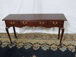 Henkel Harris Desk Henkel Harris Mahogany Sofa Console Table Casey And Gram