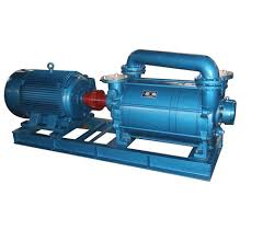 Water Ring Vaccum Pump Double Stage Water Ring Vacuum Pump 2sk