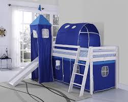Solid Pine Bunk Beds Bedroom Solid Pine Bunk Beds Loft Bed With Slide