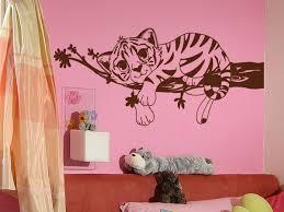 kinderzimmer wandtattoos wandtattoo kinderzimmer tiere tiger wandtattoo shop für
