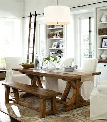 Pottery Barn Dining Room Sets Barn Style Dining Room Table Photos Gallery Of Dining