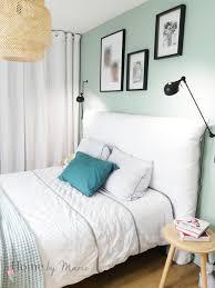 chambre parentale cosy décoration chambre parentale cosy cocooning avec des couleurs