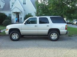 2004 chevy tahoe z71 stripped leveled the vehicles pinterest