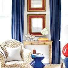 Gold And Blue Curtains Cobalt Blue Curtains Design Ideas