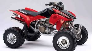 honda trx450er youtube