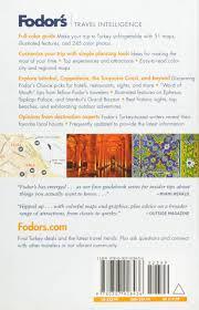 Cheap Turkey Find Turkey Deals On Line At Fodor S Turkey Color Travel Guide Fodor S 9780307928436