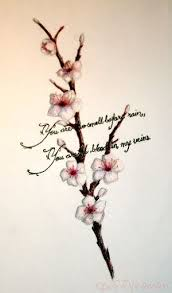cross tree tattoo amazing japanese cherry blossom tattoo designs