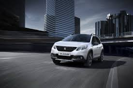 peugeot 2008 2017 next gen peugeot 2008 reportedly coming in 2019 with electric version
