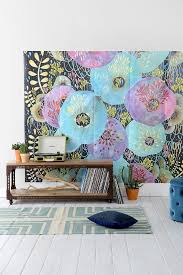 Paint By Number Mural by 48 Eye Catching Wall Murals To Buy Or Diy Brit Co