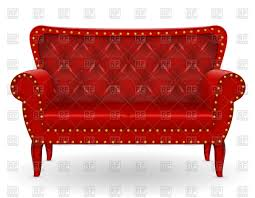 Red Sofa Set Png Red Couch Clipart Clipground
