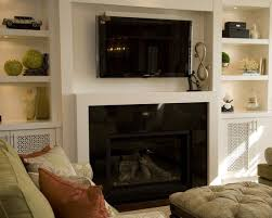 Tv Mount Over Fireplace by 15 Best Tv Mounted Over Fireplace Images On Pinterest Fireplace