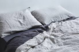 luxurious minimalist bedding from in bed hey gents