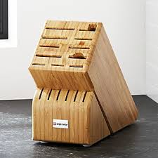 knife storage blocks and magnetic holders crate and barrel