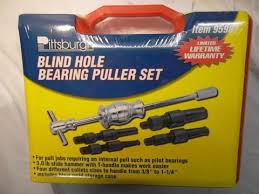 Harbor Freight Tool Review Pittsburgh Blind Hole Bearing Puller