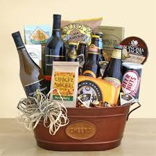 chagne gift basket gift baskets still waters wine and gourmet
