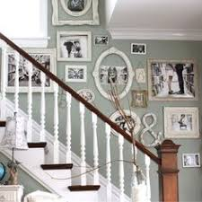 Ideas For Staircase Walls Anniversary Date Driftwood Sign Photo Gallery Walls Shapes And