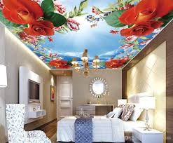 wedding decoration 3d ceiling wall murals for living room bedroom wedding decoration 3d ceiling wall murals for living room bedroom wedding room romantic rose sky ceiling mural women wallpapers xmas wallpaper from