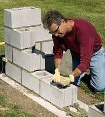 form concrete walls concrete concrete block walls and block wall
