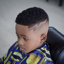 toddler boy faded curly hairsstyle fade for boys boys cuts pinterest bald black man kids