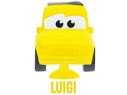 cars characters yellow squishy pops products cars 3