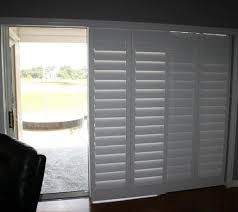 Contemporary Window Treatments For Sliding Glass Doors by Furniture Make The Perfect Look Of Your Home With Blinds For