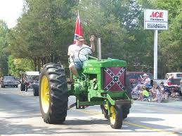 Confederate Flag Pickup Truck John Deere With Rebel Flag 4 Part Of The Hope Mills 4th Of U2026 Flickr