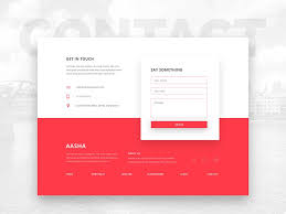 Home Care Website Design Inspiration Best 25 Contact Form Ideas On Pinterest Clean Websites Pop