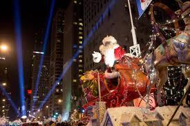 lights festival chicago time best christmas tree and menorah lightings in chicago