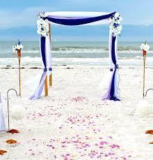 wedding arch gazebo gulf wedding starfish aisle way blue white gazebo arch