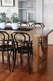 Farmhouse Round Dining Room Table Best Gallery Of Tables Furniture Custom Made Dining Table Bentwood Chairs 13 Jpg Home Decor