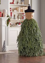 how to make a tree dress garden club