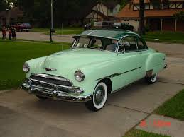 1952 chevrolet styleline chevrolet sedans and cars