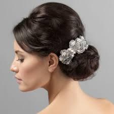 1950s hair accessories bridal wedding hair barrettes glitzy secrets