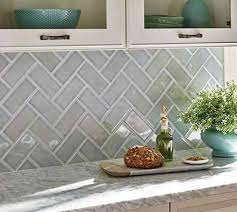 kitchen backsplash sles image result for backsplashes with light colored 4x4 tiles kitchen