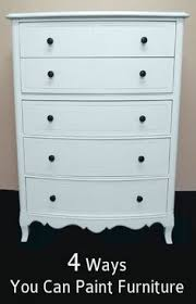 Different Ways To Paint A Table Most Popular Ways To Paint Furniture Paint Furniture