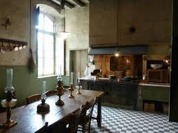 cuisine chateau chateau de gizeux cuisines cocinas ejemplares