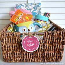 hello gift basket give the gift of relaxation