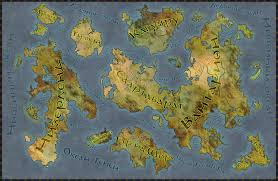 thedas map physical map ignis by senso0scuro on deviantart