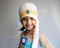 Elsa Halloween Costume Girls Elsa Frozen Costume Etsy