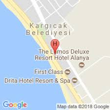 ideal resort map ideal hotel alanya book with hotelsclick