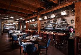The Map Room Chicago by Bohemian House
