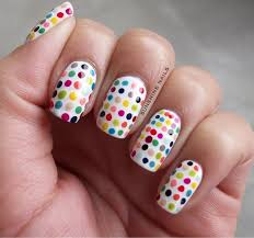 music inspired nails images