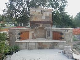 Backyard Fireplace Ideas by Outside Fireplace Designs Dact Us