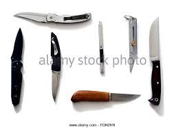 different kinds of kitchen knives various knives stock photos various knives stock images alamy